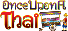 Logo once upon a Thai Food Truck Trim Meath